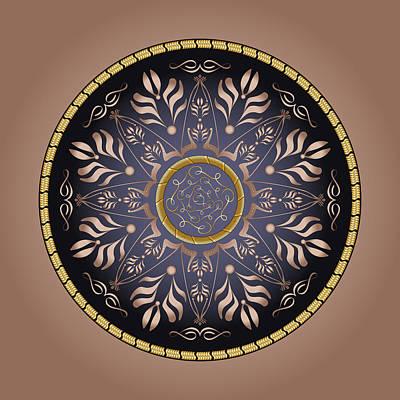 Digital Art - Complexical No 2233 by Alan Bennington