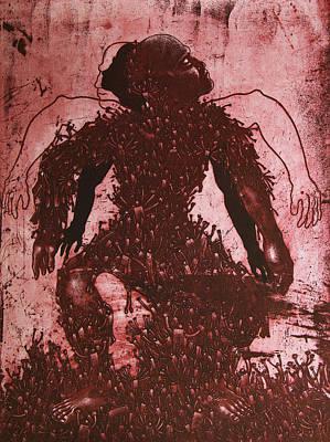 Complexity Of Human Life Art Print by Narongchai Saelee