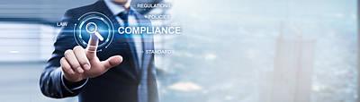 Compliance Software Development Services Art Print