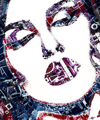 Mixed Media - Complicated by Tony Rubino