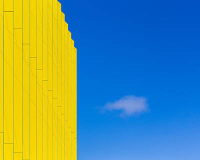Northeastern University Photograph - Complimentary Cloud by Lauri Novak