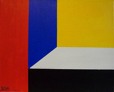 Painting - Composition 1047 by Rod Schneider
