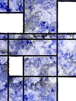 Composition Digital Art - Composition 5 by Alberto RuiZ