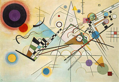 Painting - Composition Viii by Wassily Kandinsky