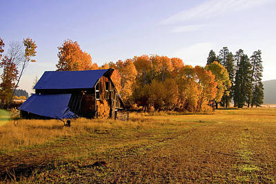 Photograph - Conboy Lake Farm by Craig Strand