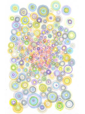 Painting - Concavity by Regina Valluzzi