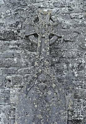 Photograph - Concealed Cross by Ethna Gillespie