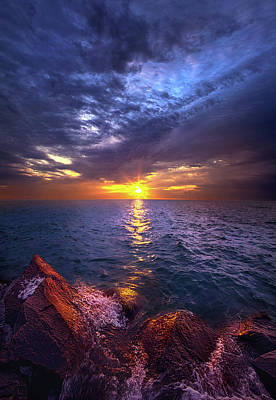 Photograph - Concensus Of The Stones by Phil Koch