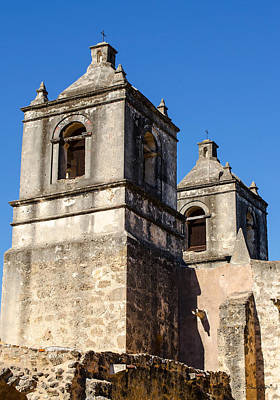 Photograph - Concepcion Bell Towers by Shanna Hyatt