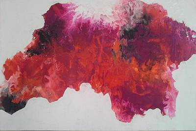 Painting - Conception Into Life by Joy Fahey