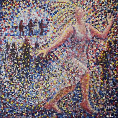 Concert Dancer I Original by Jim Rehlin