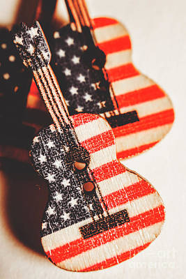 Music Studio Wall Art - Photograph - Concert Of Stars And Stripes by Jorgo Photography - Wall Art Gallery