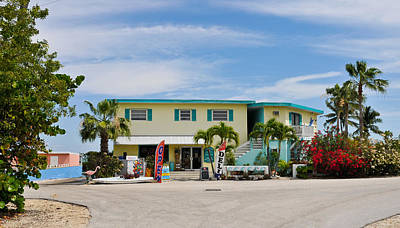 Photograph - Conch Key Grocery Store 1 by Ginger Wakem