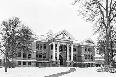 Photograph - Concordia College Old Main by University Icons