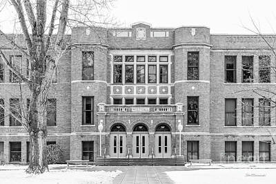 Photograph - Minnesota State University Weld Hall by University Icons