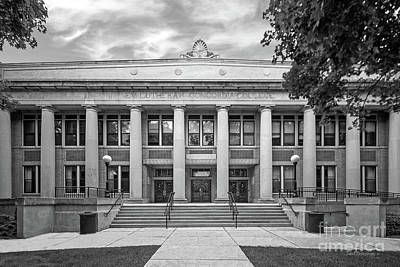 Photograph - Concordia University Chicago Addison Hall by University Icons