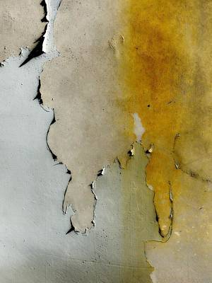 Photograph - Concrete Abstractions 1 by Denise Clark