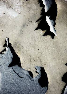 Photograph - Concrete Abstractions 2 by Denise Clark
