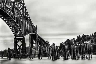 Photograph - Conde Mc Cullough Bridge by Joe Klune