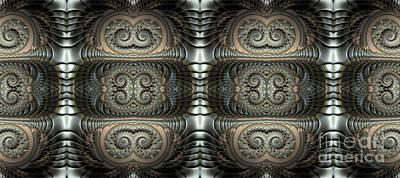 Fantasy Digital Art - Conduit by John Edwards