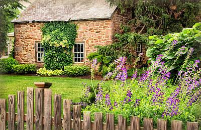 Photograph - Conestoga Garden  by Carolyn Derstine