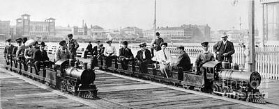 Miniature Nyc Photograph - Coney Island, C1903 by Granger