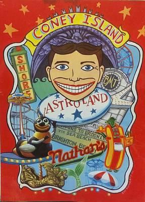Coney Island Tilly Original