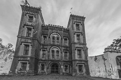 Photograph - Confederate Jail by Dale Powell