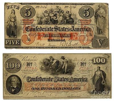 Confederate Money Original