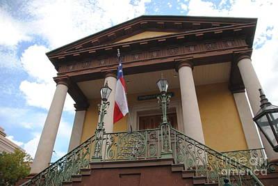 Photograph - Confederate Museum by Jacqueline M Lewis