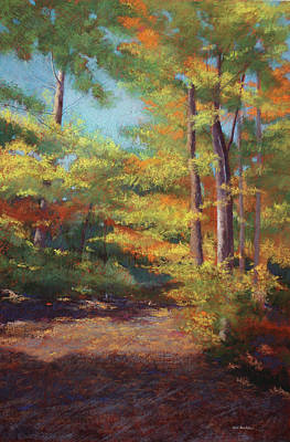 Pastel - Confetti--Autumn by Lynn Goldstein