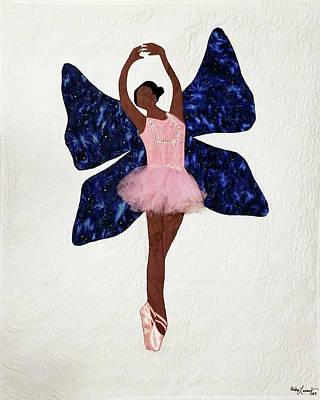 Tapestry - Textile - Confidence by Aisha Lumumba