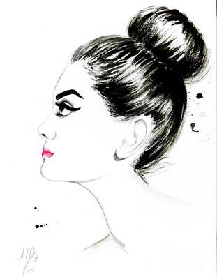 Confident Original by AM Illustration