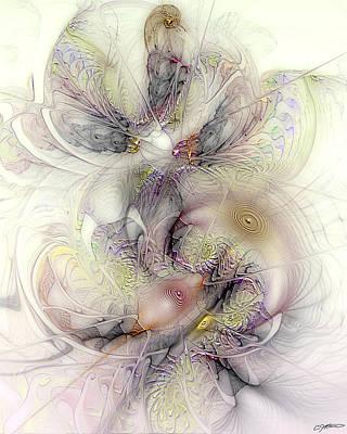 Paradox Digital Art - Confounded Paradox by Casey Kotas