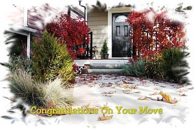 Digital Art - Congratulations On Your Move by Max DeBeeson