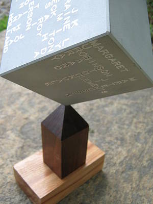 Sculpture - Congratulations by Tony Murray