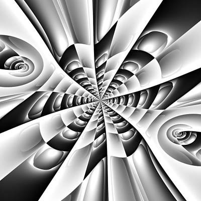 Digital Art - Congregard by Andrew Kotlinski