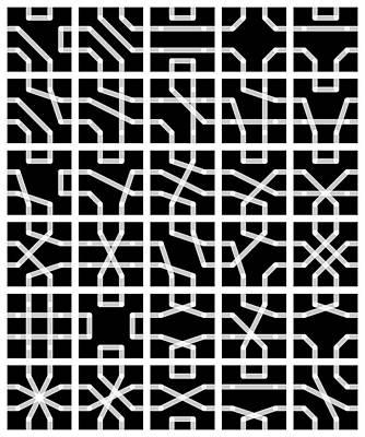 Connect - 24 Art Print