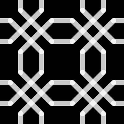 Drawing - Connect 4 - Xray by REVAD David Riley