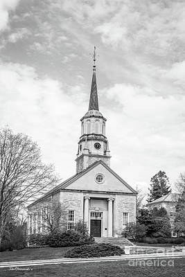 Special Occasion Photograph - Connecticut College Harkness Chapel by University Icons