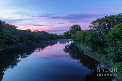 Photograph - Connecticut River - Stratford New Hampshire  by Erin Paul Donovan