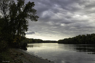 Photograph - Connecticut River View by Fran Gallogly