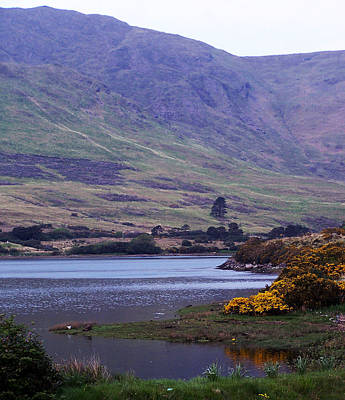Connemara Leenane Ireland Art Print