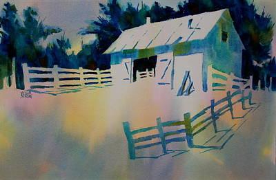 Conner Barn Art Print