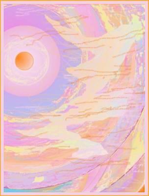 Digital Art - Consciousness by Julia Woodman