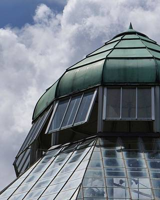 Photograph - Conservatory Dome by Patricia Strand