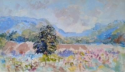 Constantia Valley In June Original