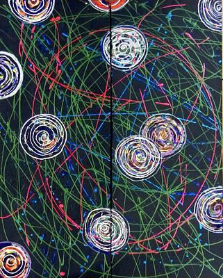 Painting - Constellation by Kruti Shah