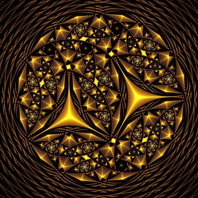 Apo Digital Art - Constellation by Lyle Hatch