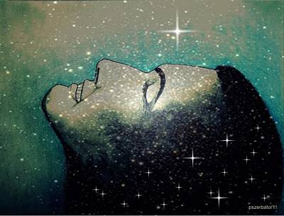 Constellation Of Dreams Art Print by Paulo Zerbato